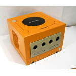 GameCube konsol (orange)