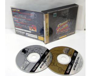 Street Fighter Collection, Saturn