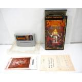 Ultima VI: The False Prophet (boxat), SFC