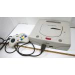 Saturn konsol, modell 2 + 1 spel