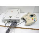 Dreamcast konsol med handkontroll