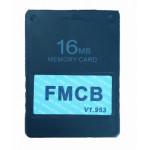 Free McBoot (v 1.953), 16 MB minneskort