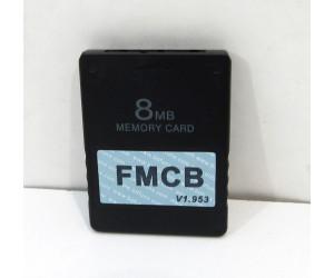 Free McBoot (v 1.953), 8 MB minneskort