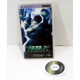The Hulk, PSP UMD video