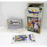 Dragon Quest V (boxat), SFC