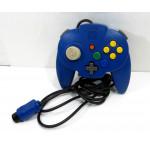 Hori Mini Pad, blå handkontroll, N64