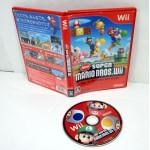 New Super Mario Bros, Wii