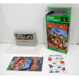 Donkey Kong Country (boxat), SFC