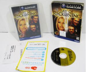 WWE Day of Reckoning, GC