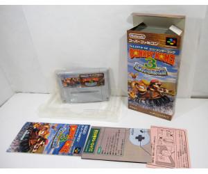 Donkey Kong Country 3 (boxat), SFC