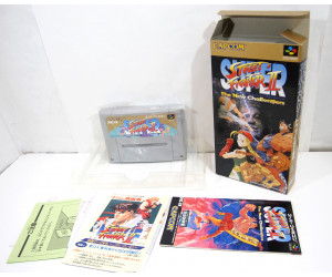 Super Street Fighter II (boxat), SFC