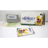 Final Fantasy V (boxat), SFC