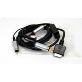 PSP Go komponent kabel komponentkabel TV