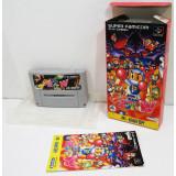 Super Bomberman: Panic Bomber W (boxat), SFC