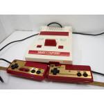 Famicom konsol, omoddad original (fin)