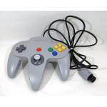 N64 handkontroll, bra styrspak (olika färger)