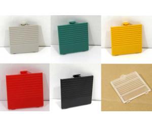 Batterilucka GB (olika färger)