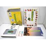 Animal Crossing / Doubutsu no Mori (boxat med guidebok), N64