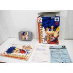 Ganbare Goemon: Neo Momoyama Bakufu no Odori (boxat), N64