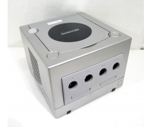 GameCube konsol - regionsfri PAL (silver)