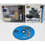 Metal Slug (SNK Best Collection), PS1