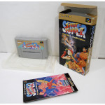 Super Street Fighter II (boxat), SFC