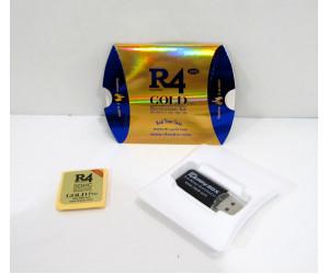 R4 Gold Pro SDHC för Nintendo DS / 3DS / 2DS