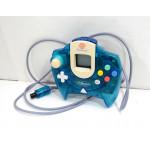 DC handkontroll - Millennium 2000 - Blå med VMU, Dreamcast
