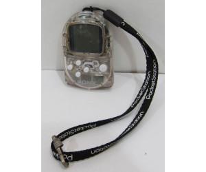 Sony PS1 PocketStation, transparent