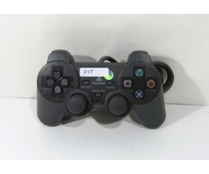 Analog handkontroll, svart, Playstation PS1 PS2 SCPH-110