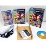 Mario Party 6 med mikrofon, GC