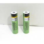 18650 laddningsbart batteri , 3300 mAh , 2st