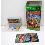 Donkey Kong Country (boxat), SFC