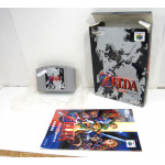 Legend of Zelda: Ocarina of Time (boxat, 1.1), N64