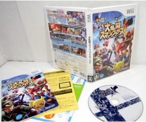 Super Smash Bros X, Wii