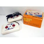Famicom Hyper Shot kontroller i box