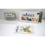 Final Fantasy IV (boxat), SFC