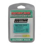 GameBoy Advance GBA SP batteri, nytt