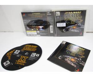 Star Wars Rebel Assault II, PS1