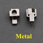 Switch joy-con spärrhakar, metall, höger + vänster
