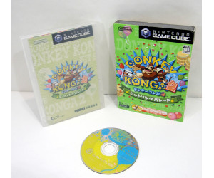 Donkey Konga 2, GC
