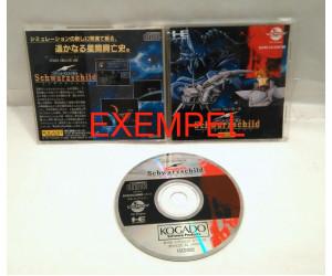 CD-spel till PC Engine