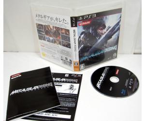 Metal Gear Rising, PS3
