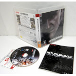 Metal Gear Solid 4, PS3