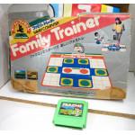 Family Trainer matta med ett spel, FC