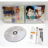 Lupin the 3rd - punch the monkey - game edition, PS1