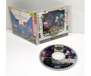 Sonic CD, MegaCD