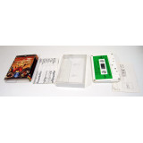 Data East Game Music på kassettband med fodral