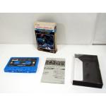 Gradius Soundtrack på kassettband med fodral