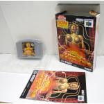 Honoo no Challenger (boxat), N64